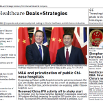 SSCO China healthcare news letter