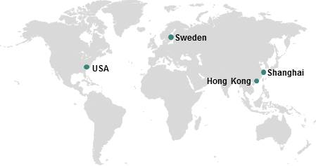 SSCO Map